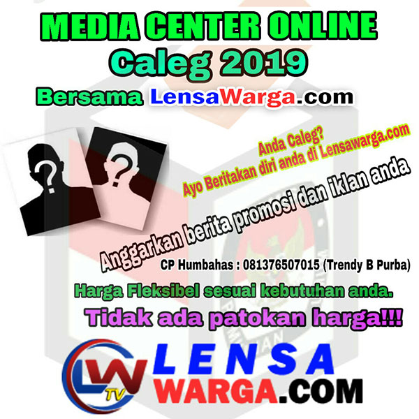 Media Center Online Pemilu 2019