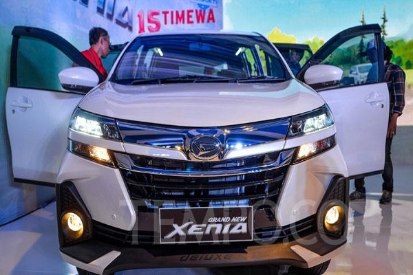 Produk Daihatsu Terbaru Grand New Xenia 2019
