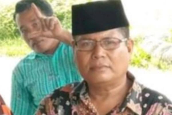 Kades Perkebunan Pernantian Tholib Nasution